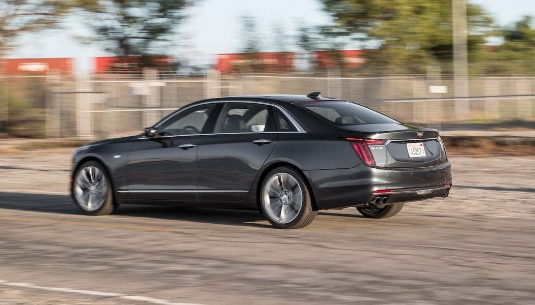 2020 Cadillac CT6 4.2TT AWD: We Test the CT6's Blackwing