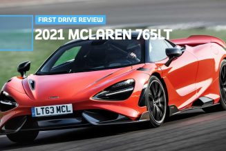2021 McLaren 765LT First Drive: Quicker, Lighter, Sharper