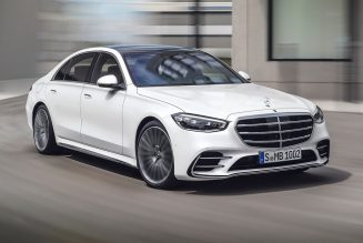2021 Mercedes-Benz S-Class First Look: The Luxury-Sedan Benchmark Again Moves the Goalposts
