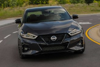 2021 Nissan Maxima Gets Feature-Filled 40th Anniversary Edition