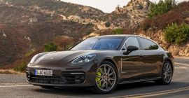 2021 Porsche Panamera 4S E-Hybrid First Drive: A Turbo for the Geek Squad