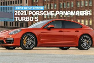 2021 Porsche Panamera Turbo S First Drive: First-World Remedy