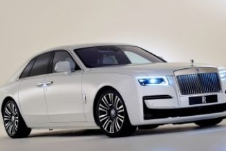 2021 Rolls-Royce Ghost First Look: The New Ghost Ain't for Busters