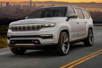 2022 Jeep Grand Wagoneer Concept First Look: Worth the Wait?