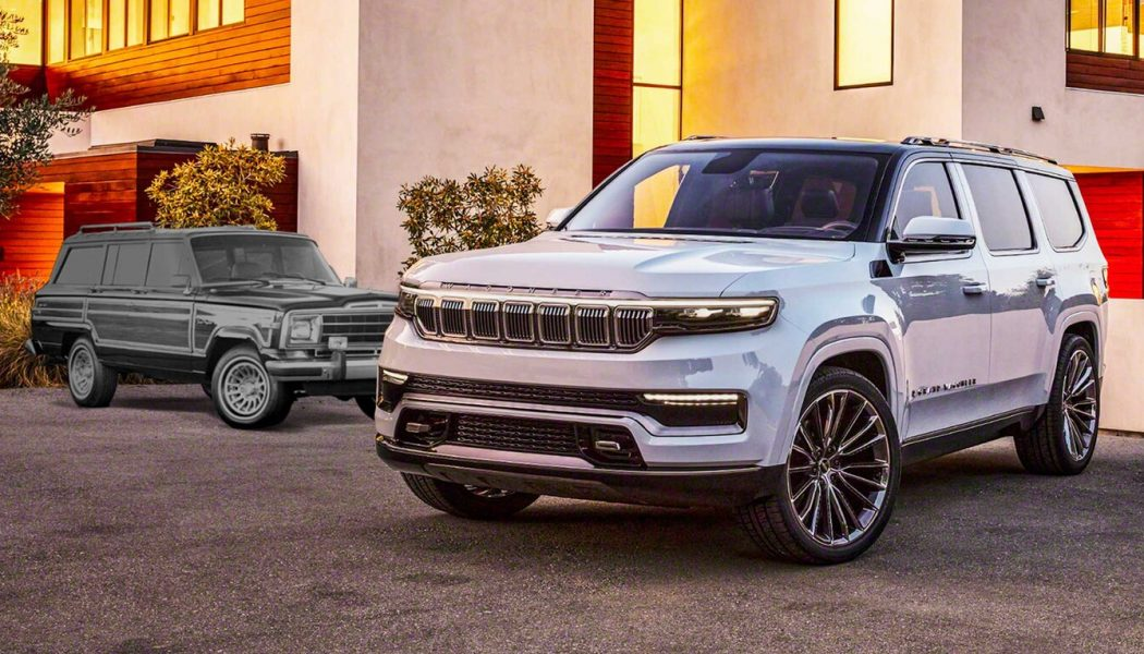2022 Jeep Wagoneer: What We Know About the Full-Size SUV