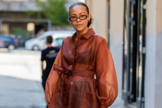 25 Fresh Ways to Style Your Puff-Sleeve Dresses, Tops, Jackets, and Coats