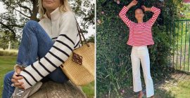 4 Ways To Wear a Classic Breton Top