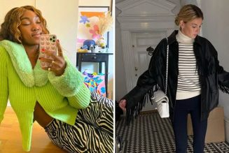 5 Cosy Jumper Outfits We're Embracing This October