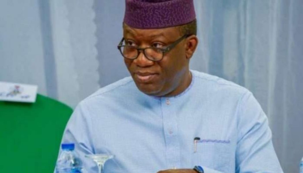 APC nullifies Governor Fayemi's 'suspension'