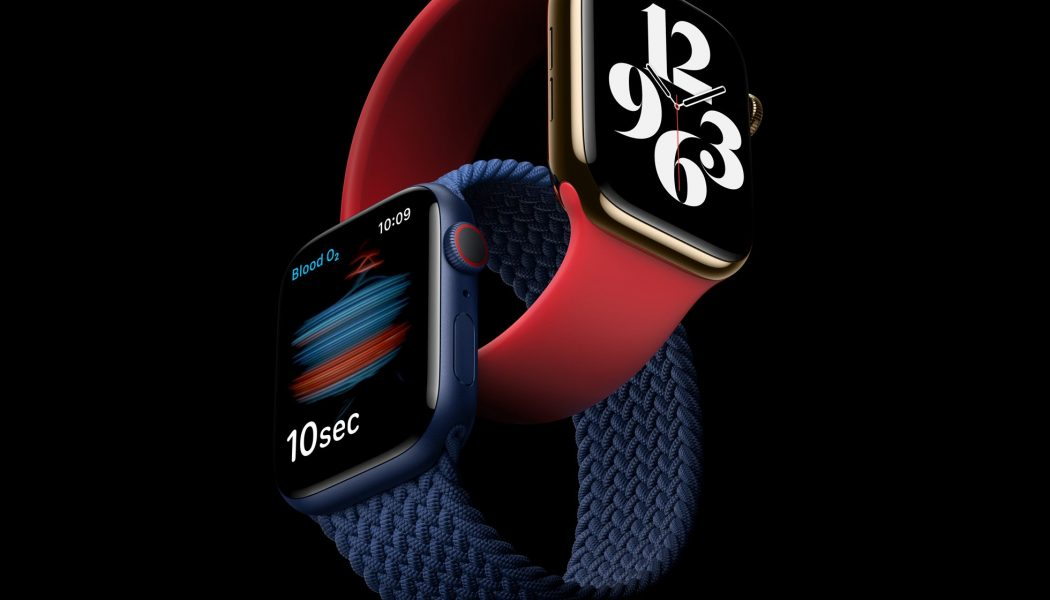 Apple Unveils New Series 6 Watch, iPad, Fitness+ Subscription Service & More