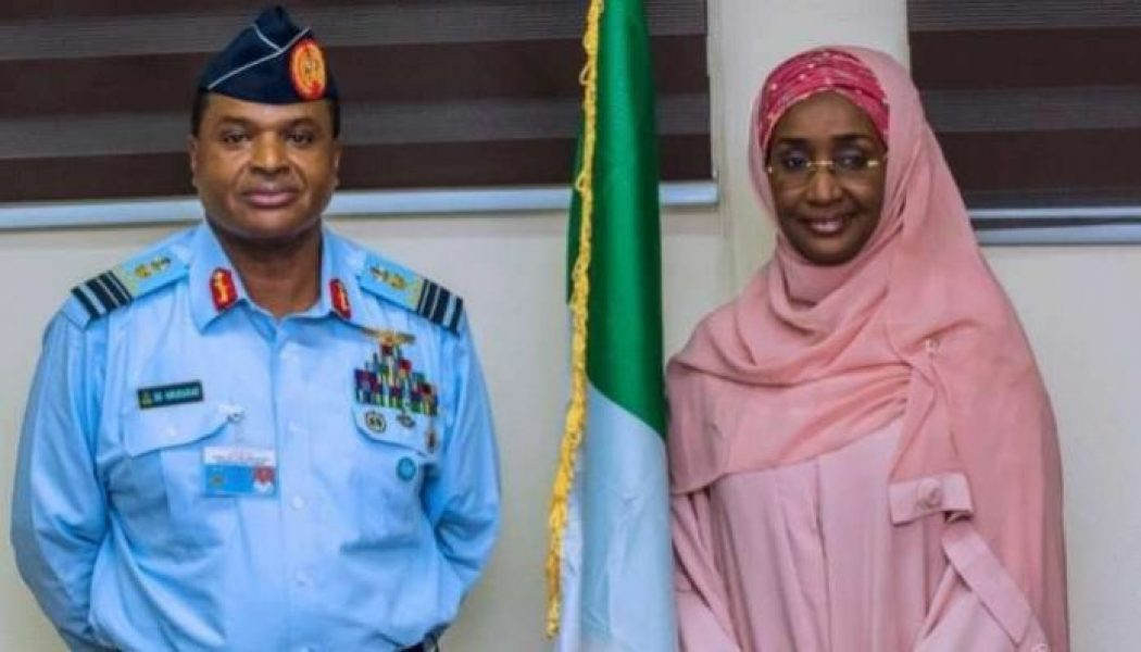 Associate disputes 'marriage' between NAF chief, minister