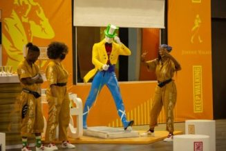 BBNaija: Laycon, Nengi and Vee (Team Gold Label) win Johnnie Walker task