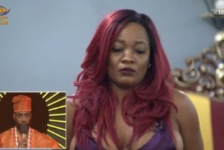 BBNaija: Lucy evicted from the Big Brother house