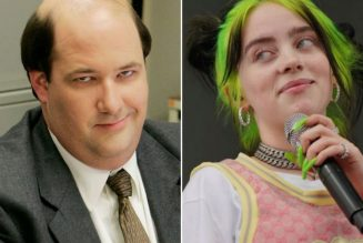 Billie Eilish Guests on Kevin Malone's Oral History of The Office Podcast: Stream