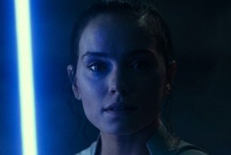 Blank Stare: Daisy Ridley Reveals Her Mysterious 'Star Wars' Character Rey Was Almost A Kenobi