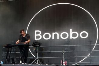 Bonobo Reveals New Collaboration with Totally Enormous Extinct Dinosaurs