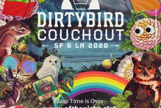 """Bring the Campout to Your Backyard with This """"Dirtybird Couchout"""" Party Package from Of The Night"""