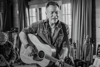 Bruce Springsteen Wrote His New Album on a Guitar Randomly Gifted to Him by a Fan