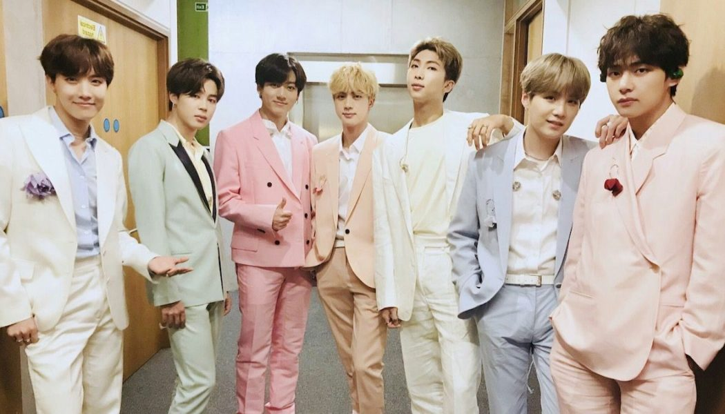 BTS Announce New Album BE (Deluxe Edition)