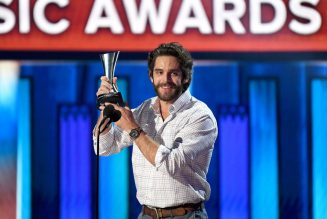 Carrie Underwood, Thomas Rhett & All the Record-Setters at the ACM Awards