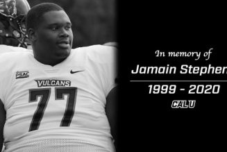 College Football Player Jamain Stephens Dies Of COVID-19 Complications