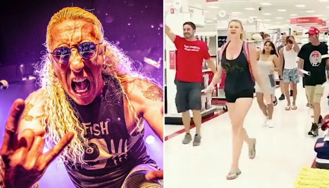 """Dee Snider Slams """"Moronic"""" Anti-Maskers Who Shouted Twisted Sister's """"We're Not Gonna Take It"""""""
