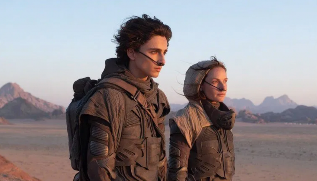 Denis Villeneuve's Dune Gets Epic First Trailer: Watch