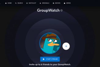 Disney Plus is slowly rolling out a new party watch feature, GroupWatch