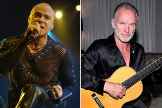 Disturbed Drop Cover of Sting's 'If I Ever Lose My Faith in You'