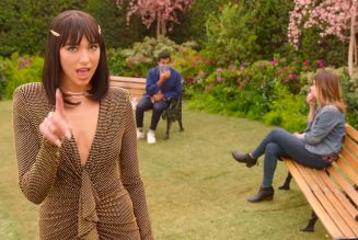 Dua Lipa and James Corden Share 'New Rules' for COVID-19 Dating