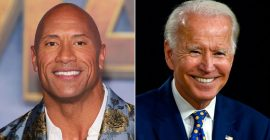 Dwayne Johnson Endorses Joe Biden for President