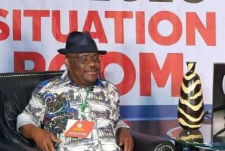 Edo election: We are satisfied with voting process – Governor Wike