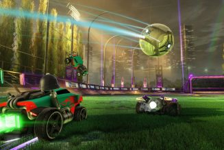 Epic will give you $10 in credit to play Rocket League for free