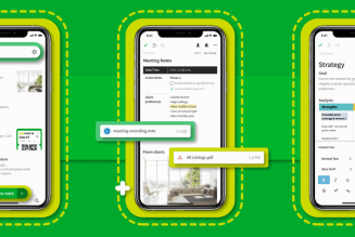 Evernote makes another bid for noteworthiness, starting with iOS redesign