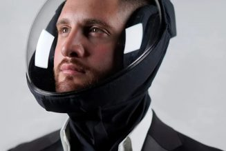For $199, You Can Look Like a Cringey Daft Punk-Esque Astronaut With This Pandemic-Proof Helmet