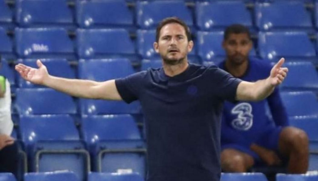 Frank Lampard urges Premier League clubs to help save struggling EFL