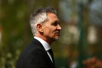 Gary Lineker's six-word reaction as Spurs secure hard-fought win v Plovdiv
