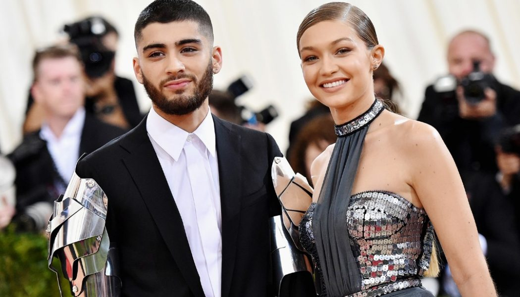 Gigi Hadid Shows Her Baby Bump in Sweet Photo With Her Mom