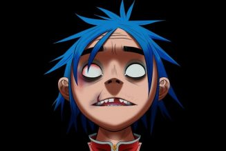 Gorillaz Tease Forthcoming Collaboration with Robert Smith of Iconic Rock Band The Cure