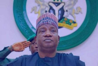Governor Lalong mourns AVM Paul Dimfwina