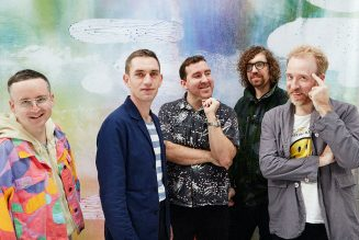 Hot Chip Revive the Velvet Underground's 'Candy Says'