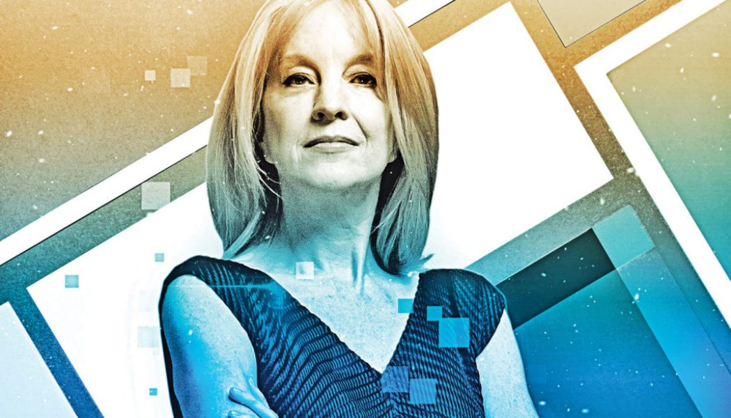 How Maria Schneider Is Using Her Jazz Orchestra to Take On Big Tech