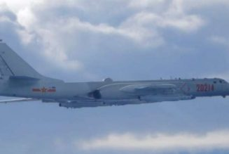 Increase in China's warplane activity starts to unnerve Taiwanese