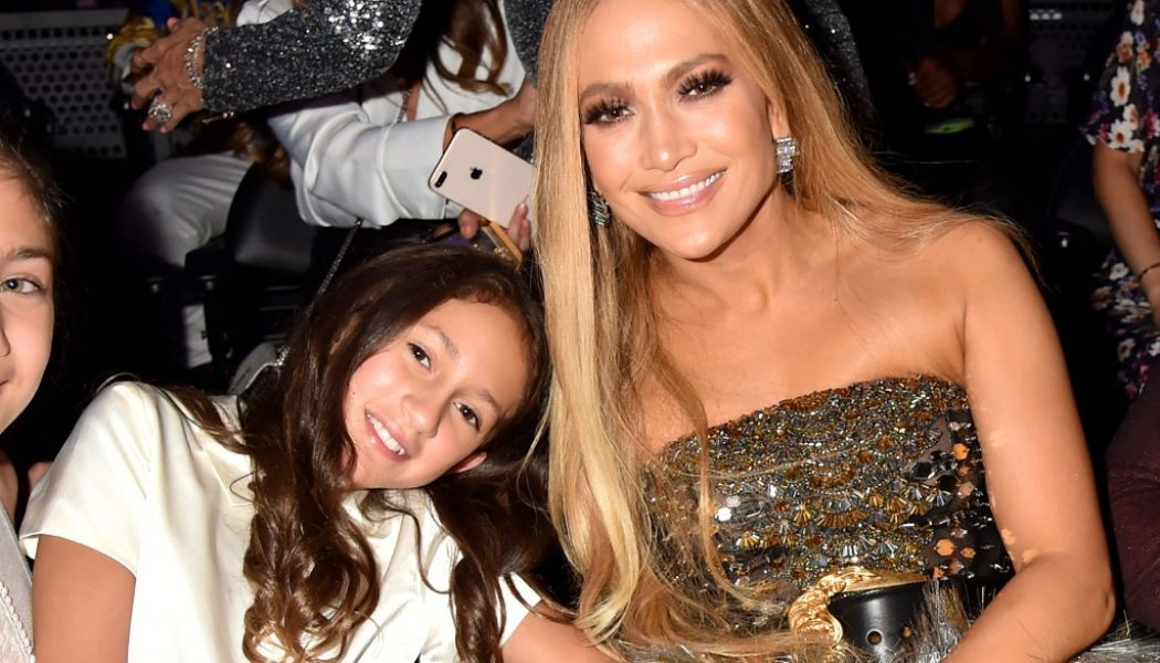 Jennifer Lopez Shares Sweet Message From Her Daughter Emme: 'You're the Best Mom'