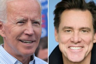 Jim Carrey Cast as Joe Biden on Saturday Night Live