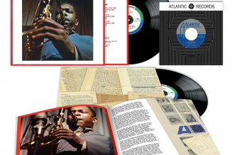 John Coltrane's Giant Steps Receives 60th Anniversary Super Deluxe Edition: Stream