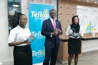 KaiOS and Telkom Launch Feature Phones in Kenya