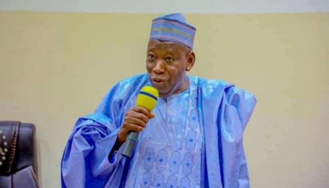 Kano governor expresses sadness as two die,16 injured in collapsed building