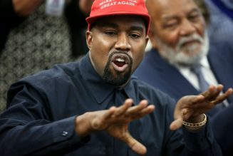 Kanye West Gets Booted From Virginia Ballot