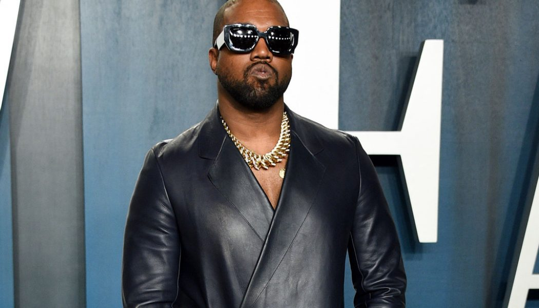 Kanye West Thanks Eminem for Rapping on Dr. Dre Remix of 'Use This Gospel'